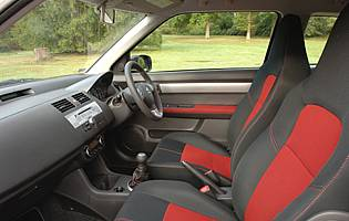 Toyota Seat Covers >> Car Reviews: Suzuki Swift Sport - The AA