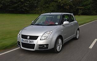 Suzuki Swift Sport Service Costs