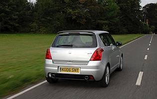 Car Reviews: Suzuki Swift Sport - The AA