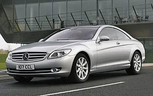 Car Reviews Mercedes Benz Cl Class Cl 500 The Aa