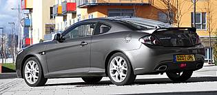 car reviews hyundai coupe sii 2 7 litre v6 the aa. Black Bedroom Furniture Sets. Home Design Ideas