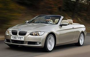 Car Reviews BMW Series I SE Convertible AA - Bmw 325i convertible
