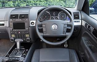 Car Reviews: Volkswagen Touareg 3.0 TDI Altitude - The AA