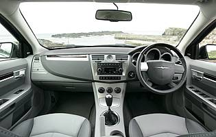 car reviews chrysler sebring 2 0 crd limited the aa. Black Bedroom Furniture Sets. Home Design Ideas