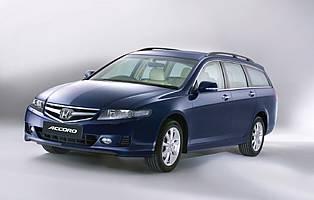Car Reviews Honda Accord Tourer 2 2 I Cdti Sport Gt The Aa