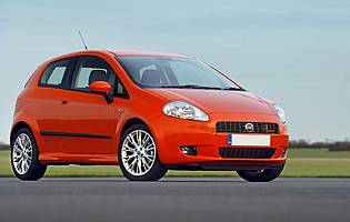 Ongebruikt Car Reviews: Fiat Grande Punto 1.4 T-Jet 120 Sporting 3dr - The AA AL-94