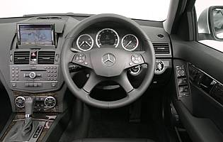 Car Reviews Mercedes Benz C Class C200 Kompressor Se Saloon The Aa
