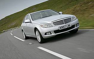 car reviews: mercedes-benz c-class c200 kompressor se saloon - the aa