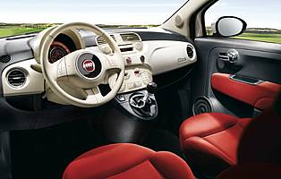 Car Reviews: Fiat 500 1.3 16v Multijet Lounge - The AA