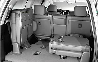 Car Reviews Toyota Land Cruiser V8 The Aa