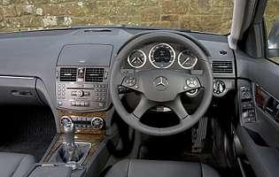 car reviews: mercedes-benz c-class estate c180 kompressor elegance