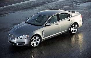 car reviews jaguar xf 2 7 diesel v6 premium luxury the aa. Black Bedroom Furniture Sets. Home Design Ideas