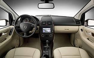 Car Reviews Mercedes Benz A Class A 170 Avantgarde Se 5dr