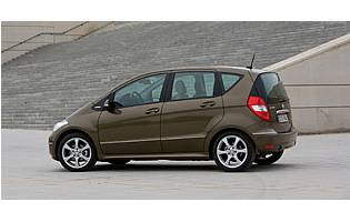 Car Reviews Mercedes Benz A Class A 170 Avantgarde Se 5dr
