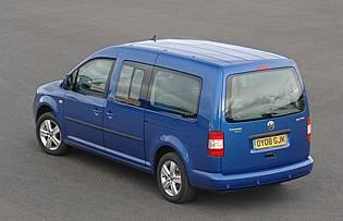 Car Reviews Volkswagen Caddy Maxi Life 2 0 Tdi The Aa