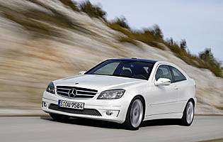 Car Reviews Mercedes Benz Clc Class Clc 180 Kompressor Se