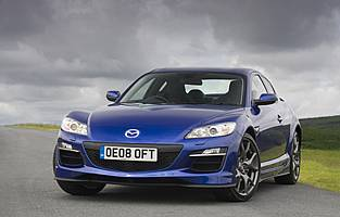 Car Reviews Mazda Rx 8 R3 The Aa