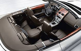 car reviews aston martin db9 volante the aa. Black Bedroom Furniture Sets. Home Design Ideas