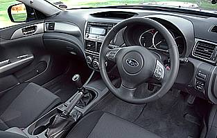 picture of car interior