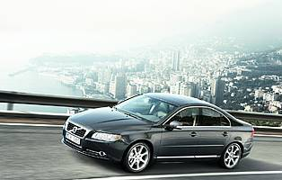 Car reviews volvo s80 executive d5 the aa picture of car from the front publicscrutiny Image collections