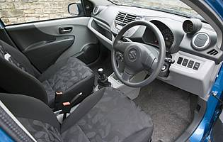 Car Reviews Suzuki Alto Sz4 The Aa