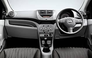 Car Reviews Nissan Pixo 1 0 Acenta 5dr The Aa