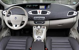Car Reviews Renault Grand Scenic 1 4 Privilege Tce 130 The Aa