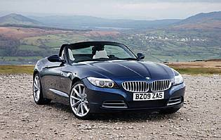 Car Reviews Bmw Z4 Sdrive23i The Aa