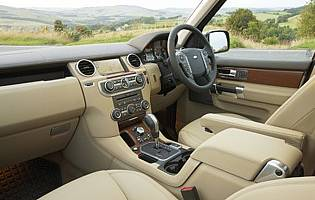 Car Reviews Land Rover Discovery 4 3 0 Tdv6 Hse The Aa