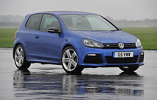 Car Reviews: Volkswagen Golf R 5-door DSG - The AA
