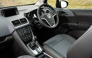 Car Reviews Vauxhall Meriva 1 4 Turbo 120 Exclusiv The Aa