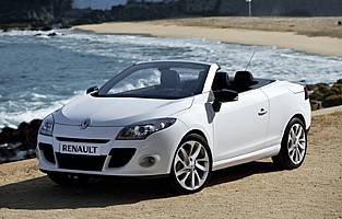 Car Reviews Renault Megane Cc Dynamique Tomtom 1 4 Tce