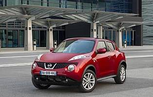 Car Reviews Nissan Juke 1 5 Dci Tekna The Aa