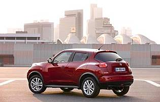 Car Reviews: Nissan Juke 1 5 dCi Tekna - The AA