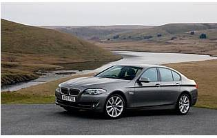 Car Reviews Bmw 5 Series 520d Se Saloon The Aa