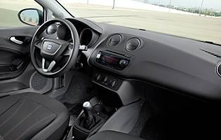 Car Warning Light >> Car Reviews: SEAT Ibiza Ecomotive 1.2 TDI 5-door - The AA