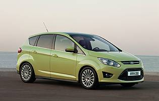 car reviews ford c max titanium 1 6 tdci the aa. Black Bedroom Furniture Sets. Home Design Ideas