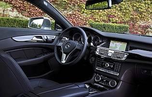Mercedes Air Suspension >> Car Reviews: Mercedes-Benz CLS-Class 350 CDI Sport - The AA