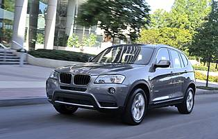 Car Reviews Bmw X3 Xdrive20d Se The Aa