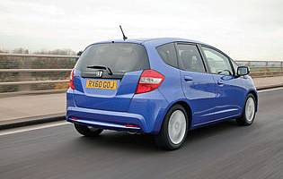 Car Reviews Honda Jazz 1 4 Ex Cvt Aa