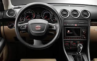 Car Reviews Seat Exeo Se 2 0 Tdi Cr Multitronic The Aa
