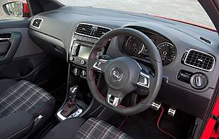 car reviews volkswagen polo 1 4 tsi gti aa. Black Bedroom Furniture Sets. Home Design Ideas