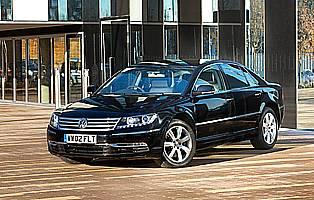 car reviews volkswagen phaeton 3 0 v6 tdi the aa. Black Bedroom Furniture Sets. Home Design Ideas