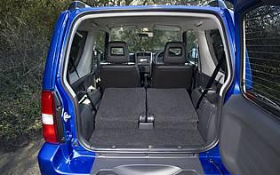 Car Reviews Suzuki Jimny 1 3 Sz4 The Aa