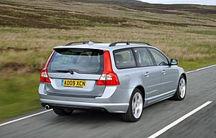 Car Reviews: Volvo V70 T5 R-Design - The AA