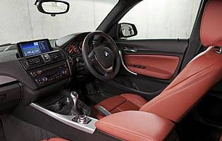 Car Reviews Bmw 1 Series 116i Sport The Aa
