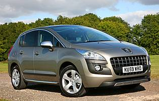 car reviews peugeot 3008 1 6 hdi allure 112 with grip control the aa. Black Bedroom Furniture Sets. Home Design Ideas