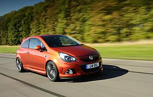 Car Reviews Vauxhall Corsa Vxr Nurburgring Edition The Aa