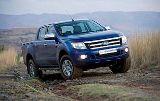 car reviews ford ranger 2 2 xlt double cab the aa. Black Bedroom Furniture Sets. Home Design Ideas