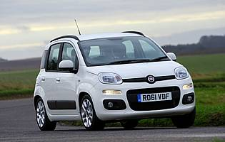 Car Reviews Fiat Panda 1 2 8v 69hp Lounge The Aa